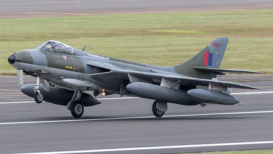 Hunter Team / Hawker Hunter F.58 / ZZ191