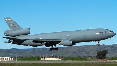 US Air Force / McDonnell Douglas KC-10A Extender / 86-0031