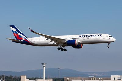Aeroflot   Airbus A350-941   VQ-BFY