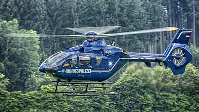 Bundespolizei / Eurocopter EC135T2i / D-HVBX