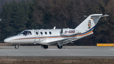 Private / Cessna 525 CitationJet CJ1+ / D-IOBB
