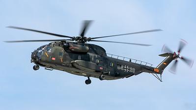 Luftwaffe - HSG 64 / Sikorsky CH-53GA / 84+28