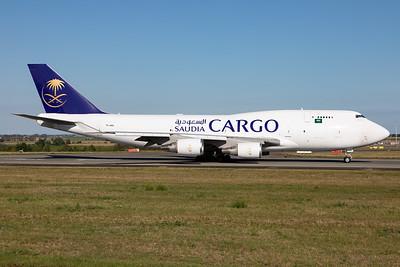 Saudi Arabian Airlines Cargo (Air Atlanta Icelandic) | Boeing 747-45E(BDSF) | TF--AMA