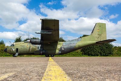Germany - Air Force / Transall C-160D / 50+57