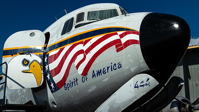 Everts Air Cargo / Douglas DC-6C / N444CE