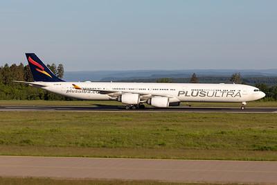 Plus Ultra Líneas Aéreas   Airbus A340-642   EC-NFQ