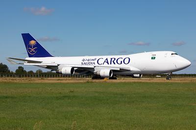 Saudi Arabian Airlines Cargo (Air Atlanta Icelandic) | Boeing 747-412F(SCD) | TF--AMB