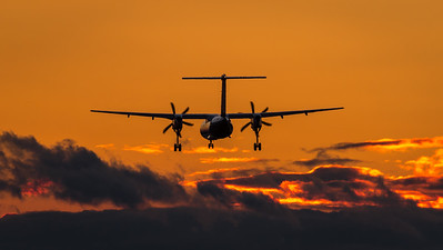 Austrian Airlines / Bombardier DHC-8-400 / OE-LGK