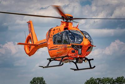 BMI Luftrettung / H135 / D-HZSQ / Christoph 17