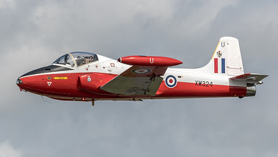 Private / BAC 167 Strikemaster / G-BWSG XW324