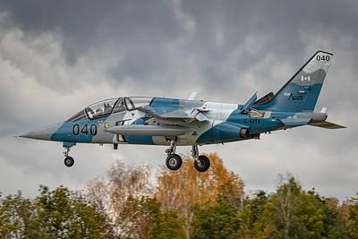 Top Aces / Alpha Jet / C-GITA