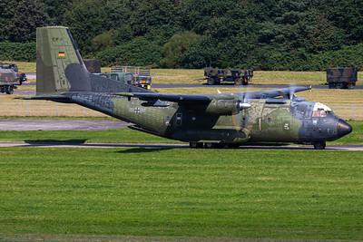 Germany - Air Force / Transall C-160D / 50+55