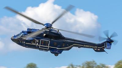 Bundespolizei / Aerospatiale AS332L1 Super Puma / D-HEGY