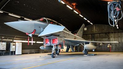 German Air Force TLG 74 / Eurofighter Typhoon / 30+95
