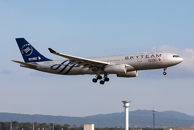 "China Eastern Airlines | Airbus A2330-243 | B-5908 | ""SkyTeam"" special scheme"
