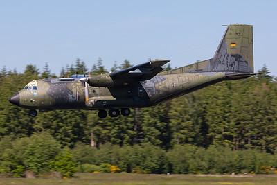 Germany - Air Force / Transall C-160D / 50+83