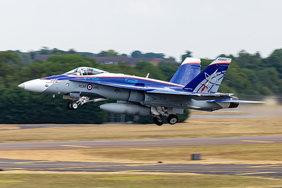 Canada - Royal Canadian Air Force (RCAF) | McDonnell Douglas CF-188 Hornet | 188776