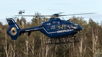 Bundespolizei / Eurocopter EC-135T1 / D-HVBE