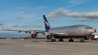 Aeroflot / Ilyushin Il-96-300 / RA-96010