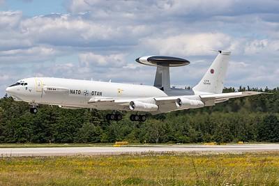 NATO / E-3A AWACS / LX-N90456