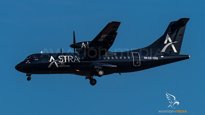 Astra Airlines ATR42 (Athen)