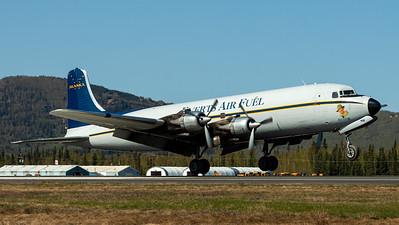 Everts Air Fuel / Douglas DC-6A / N7780B
