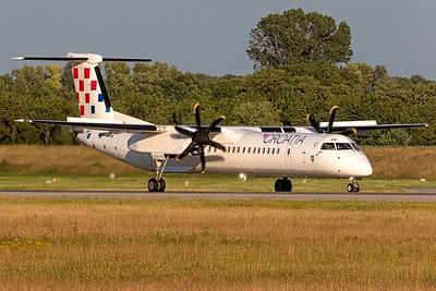 Croatia Airlines / Bombardier Dash 8Q-400 / 9A-CQB