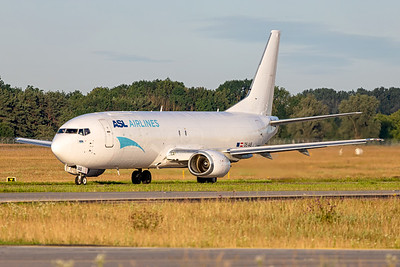 ASL Airlines / Boeing 737-400 / OE-IAB
