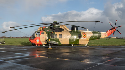 Belgian Air Force / Westland Sea King Mk.48 / RS04