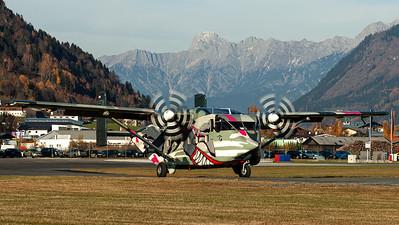 Pink Aviation Services / Short SC.7 Skyvan / OE-FDI