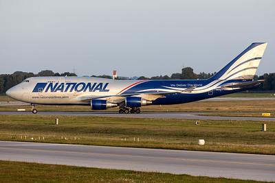 National Airlines / Boeing 747-428(BCF) / N592CA