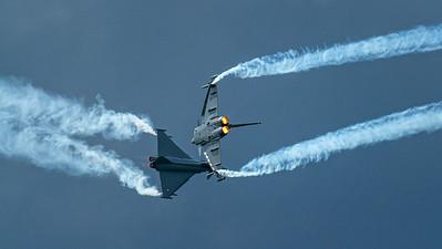 Austrian Air Force / Eurofighter Typhoon / 7L-WN
