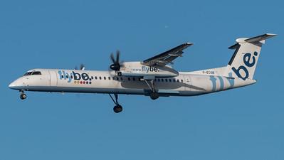 Flybe / Bombardier Dash8 Q402Q / G-ECOB