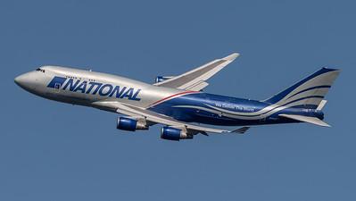 National Airlines / Boeing B747-428(BCF) / N952CA