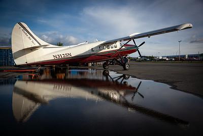 Alaska Air Taxi / DHC-3 Turbo Otter / N3125N