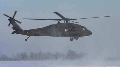 U. S. Army / Sikorsky UH-60A Black Hawk / 87-24621