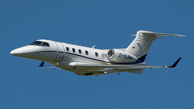 Liebherr Aviation / Phenom 300 / D-CLBM