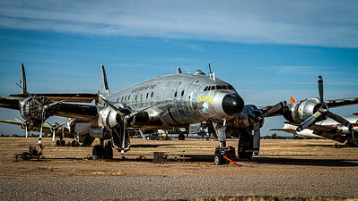 US Air Force - Columbine / Lockheed C-121A Constellation / N9463