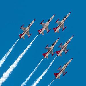 Turkish Air Force / Northrop F-5E / Turkish Stars