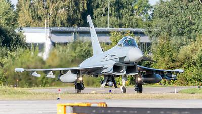 German Air Force TLG 74 / Eurofighter Typhoon / 30+61