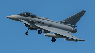 German Air Force TLG 71 / Eurofighter Typhoon / 30+33