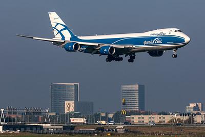 Air Bridge Cargo / Boeing 747-83QF / VQ-BFU