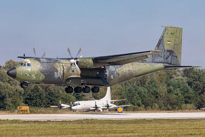 Germany Air Force / C-160 Transall / 50+83
