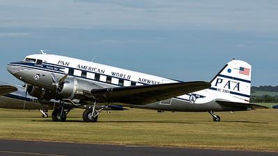 "Pan Amercian World Airways / Douglas C-47B ""Skytrain"" / N33611"