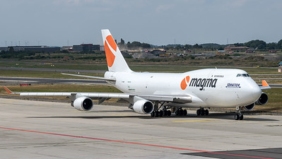 Magma Aviation / Boeing B747-4F5(BDSF) / TF-AMN