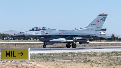 Turkish Air Force 151 Filo / Lockheed Martin F-16C Block 40 / 93-0003