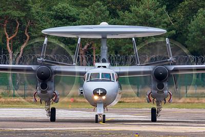 France - Navy / Grumman E-2C Hawkeye / 1