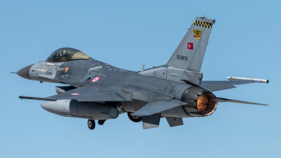 Turkish Air Force 193 Filo / Lockheed Martin F-16C Block 50 / 93-0679