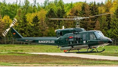 Bundespolizei / Bell 212 / D-HHPP