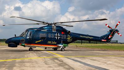 Marine - MFG5 / Westland SuperLync Mk. 88A / 83+20 / 100 Jahre Marineflieger